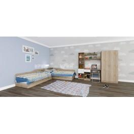Детска стая CITY  5004+2001
