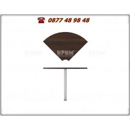 Свързващ ъгъл за бюро Гранд модул 31