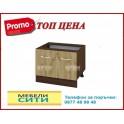 Кухненски долен шкаф за Раховец СИТИ 60 см без плот  ВДД-32