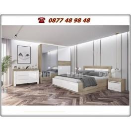 Спален комплект СИТИ 7052