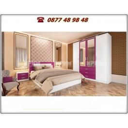 Спален комплект СИТИ 7017